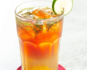 spicy Mango Ice Tea