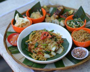 veggie rijstaffel - Copy