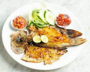 Ikan Bakar Bali